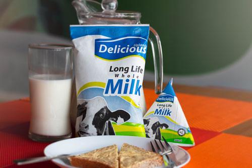 Delicious Long Life Milk